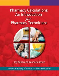 Cover Pharmacy Calculations