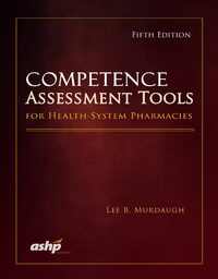 Cover Competence Assessment Tools for Health-System Pharmacies