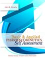 Cover Basic & Applied Pharmacokinetics Self Assessment