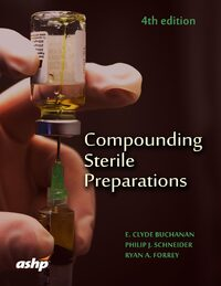 Cover Compounding Sterile Preparations