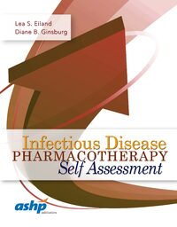 Cover Infectious Disease Pharmacotherapy Self Assessment
