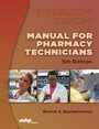Cover Manual for Pharmacy Technicians