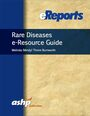 Cover Rare Diseases e-Resource Guide eReport