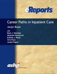 Cover Career Paths in Inpatient Care eReport