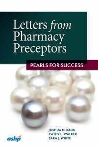 Cover Letters from Pharmacy Preceptors