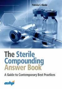 Cover The Sterile Compounding Answer Book